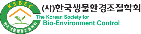 The Korean Society for Bio-Environment Control